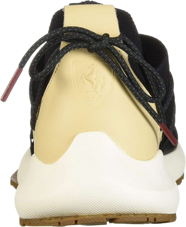 PUMA Mens Ferrari Evo Cat Sock Sneaker