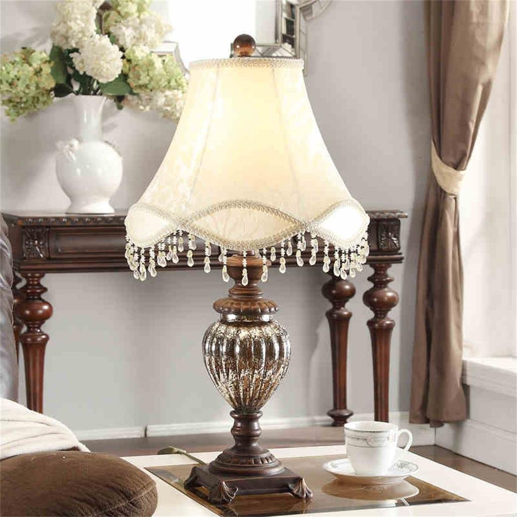 Shopping-European Creative Tischleuchte hängenden Perlen modern retro Persönlichkeit Wohnzimmer Schlafzimmer Nacht Zähler Licht