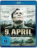 9. April - Angriff auf Dänemark [Blu-ray]