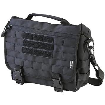 Kombat UK Unisex s Small Messenger Bag, Black, One Size  Amazon.co ... 719e5d4654