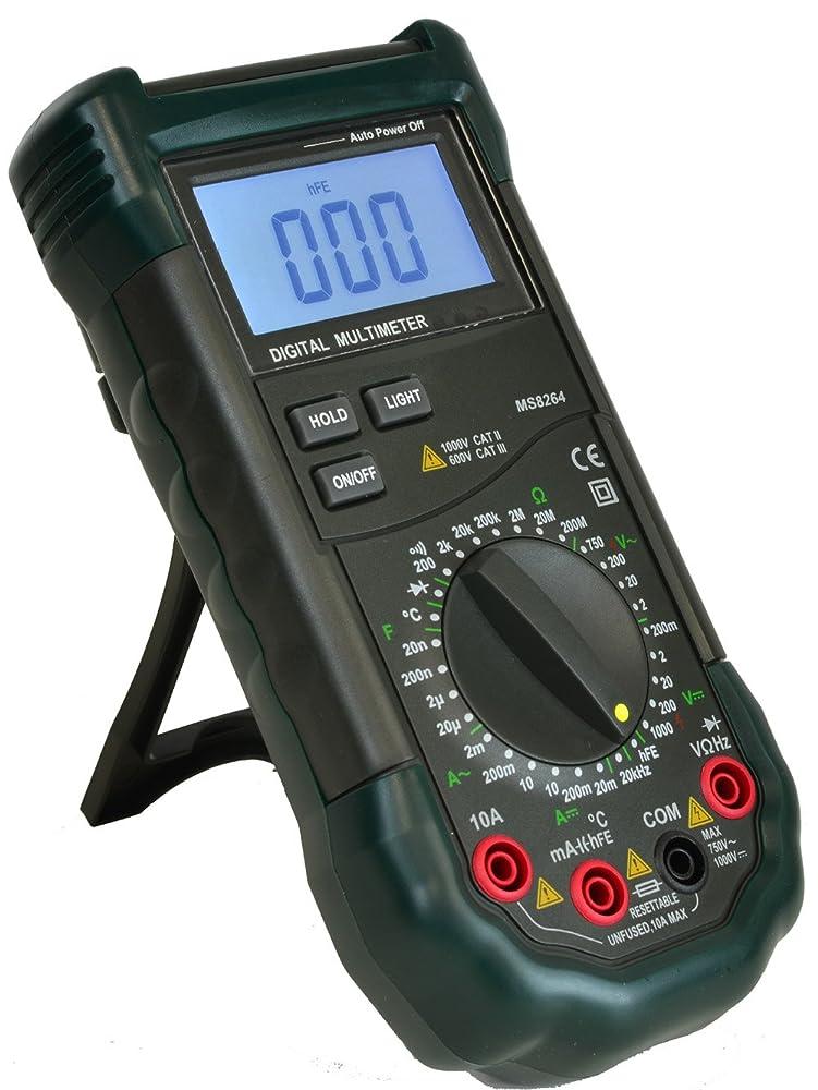 Mastech MS8264 30-Range Digital Multimeter