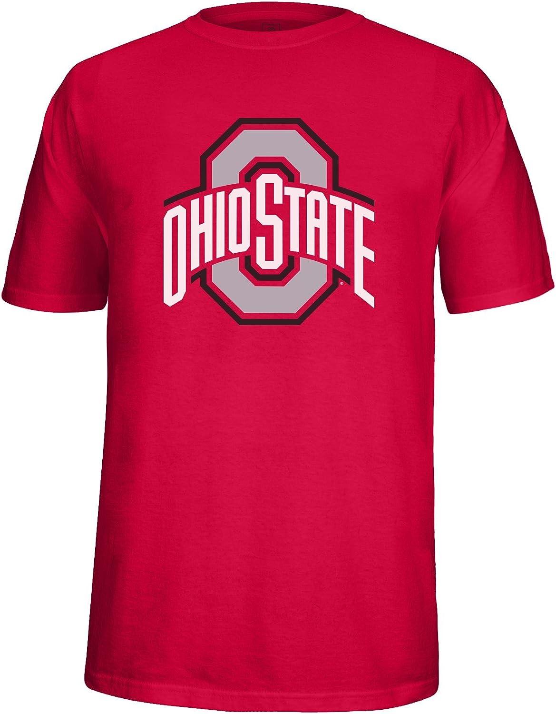 J America NCAA Unisex-Adult Athletic O Choice Tee Ohio St