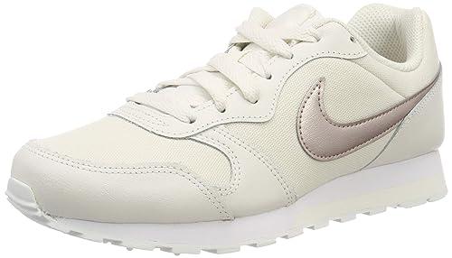 Nike MD Runner 2 (GS), Zapatillas de Entrenamiento para Niñas: Amazon.es: Zapatos y complementos
