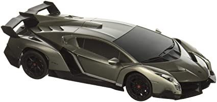 Amazon Com Rw 1 24 Scale Lamborghini Veneno Car Radio Remote