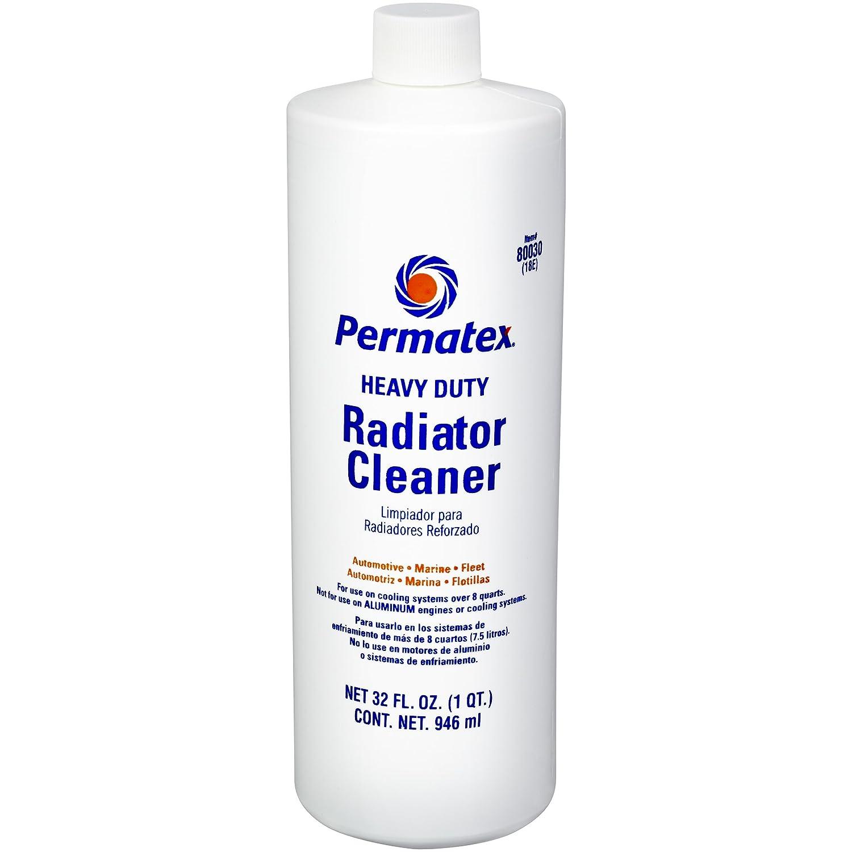 Permatex 80030 Heavy Duty Radiator Cleaner, 1 quart 80030-PER