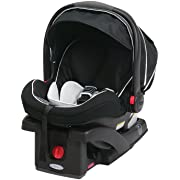 Graco Snugride35 LX Click Connect Infant Car Seat, Studio, One Size