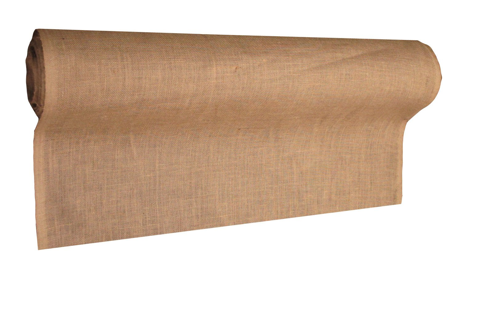 LA Linen 40-Inch Wide  Natural Burlap , 40 Yard Roll