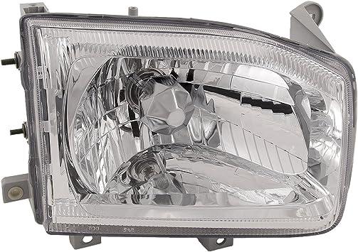 Left and Right Fog Light Lamp Lens Housing Assembly for 99-04 Nissan Pathfinder