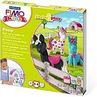 Fimo Kids 8034 08 LZ Pony Form en Play Set