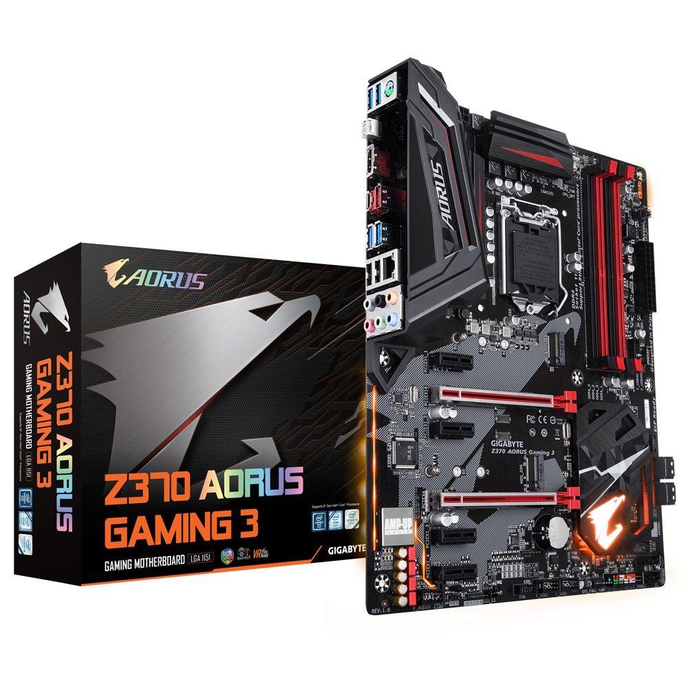 Gigabyte Z370 AORUS Gaming 3 Intel LGA1151/ATX/2xM.2/Fron...
