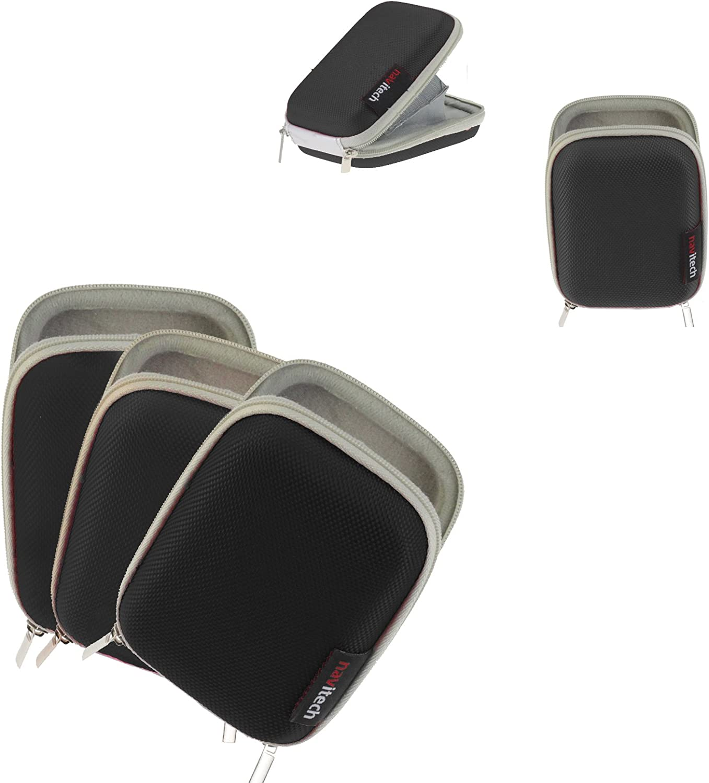 Amazon Com Navitech Black Hard Protective Earphone Case Compatible With The Raycon Wireless Earphones E60