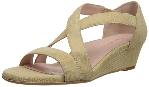 39900eebc5f6c Taryn Rose Women's Saraia Wedge Sandal