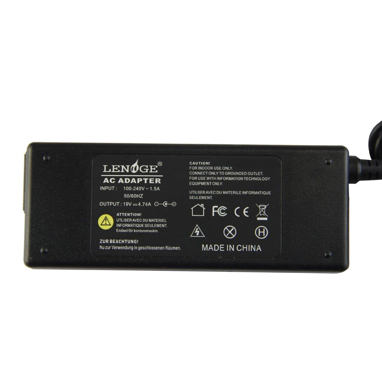 Cargador lENOGE 19 V 4,74 A 90 W rotable Asus X7BJ A52J ...