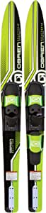 O'Brien Reactor Combo Water Skis, 67""
