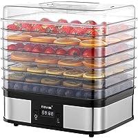 Digital Food Dehydrator Fruit Meat Vegetable Dryer Beef Jerky Maker w/7 Trays