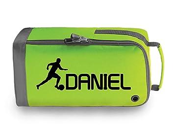 Beyondsome Los niños de personalizado bolsa para botas de fútbol ... 6ca55b1cb0dd8