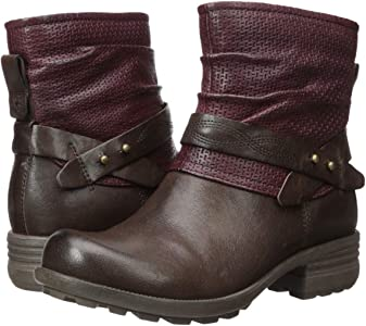 Cobb Hill Womens Brunswick Boot Ankle