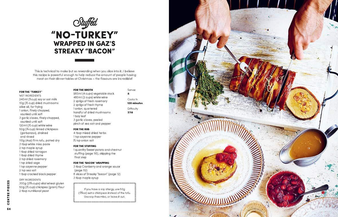 Vegan Christmas: Over 70 Essential Vegan Recipes for the Festive ...