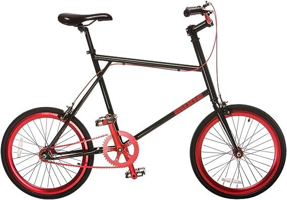 Mixie Criss Cross - Bicicleta BMX Freestyle, Color Negro, Talla M ...