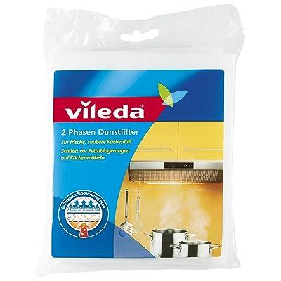 vileda 2-Phasen Dunstfilter 55653 1 pcs: Grocery & Gourmet Food