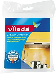 vileda 2-Phasen Dunstfilter 55653 1 pcs