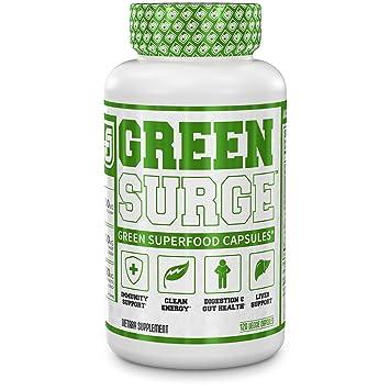 Amazon.com: Green Surge - Cápsulas de superalimentos verdes ...