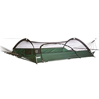 Lawson Hammock Blue Ridge Camping Hammock and Tent (Rainfly and Bug Net Included): Sports & Outdoors