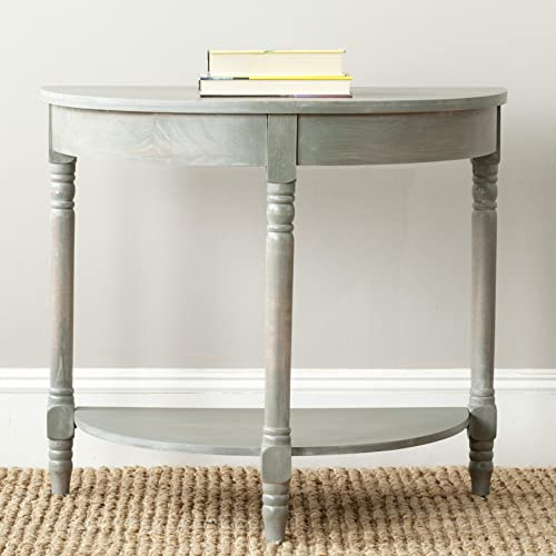 Safavieh American Homes Collection Randell Console Table, French Grey