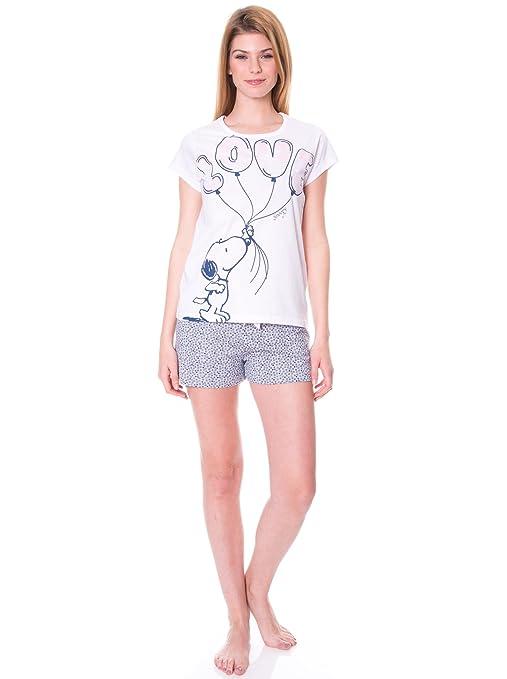 2619762d Pijamas mujer snoopy | Pijamas.de