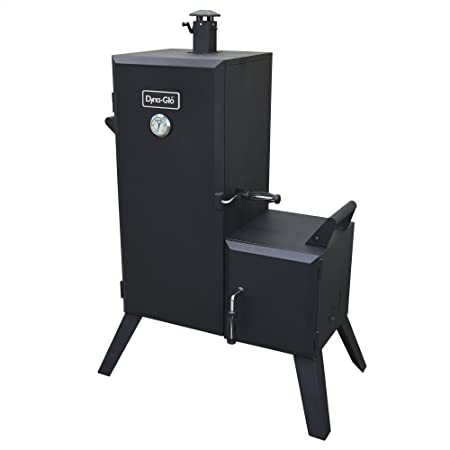 4. Dyna-Glo DGO1176BDC-D Charcoal Offset Smoker