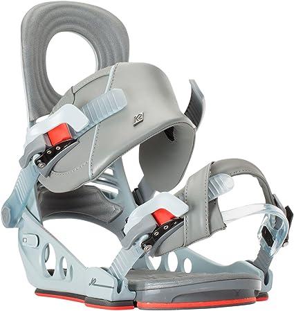 K2 Lien AT Vapor Medium Mens Snowboard Bindings