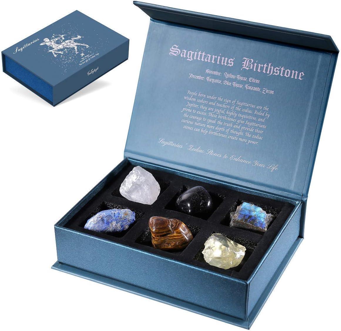 Crystal Box For a Sagittarius