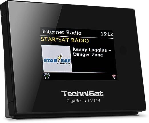13 opinioni per TechniSat- Radio digitale 110 IR, FM/DAB+, ricevitore con radio internet,