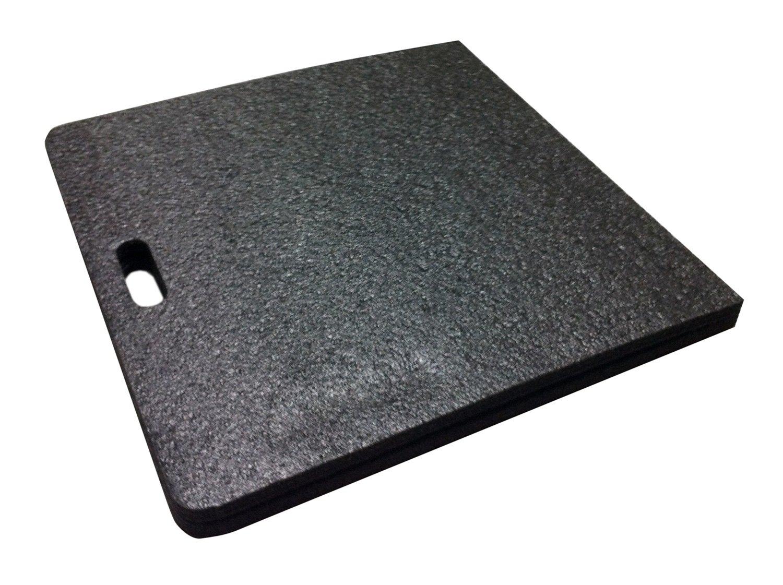 Bedrug TW2X4MAT TrailerWare Charcoal Grey 2 x 4 Folding Track Mat