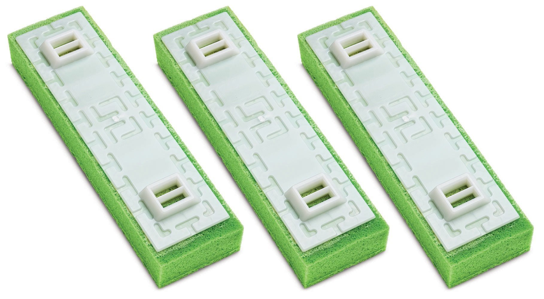 Libman 3105 Scrubster Mop Refill (Pack of 3)