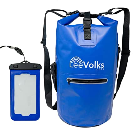 Amazon.com: LeeVolks – Mochila impermeable de 30 litros ...