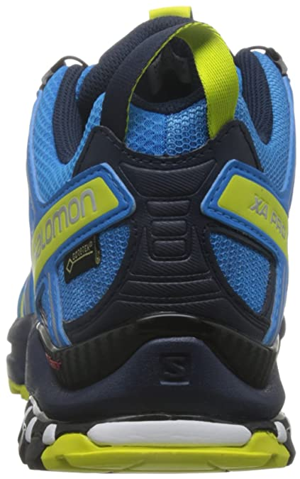 Amazon.com | Salomon Mens XA Pro 3D GTX Trail Running Shoes Cloisonne/Navy Blaze 12.5 | Trail Running