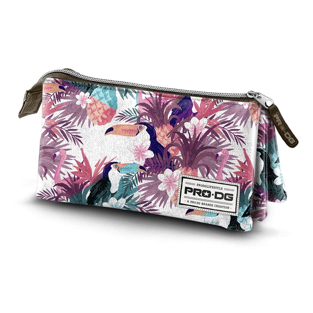 Amazon.com: PRODG Triple Tropic Pencil Cases, 23 cm ...