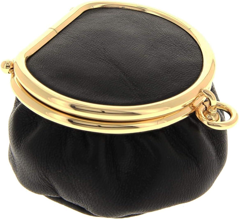 Nouveau Femme en Cuir Souple Classique fermoir porte-monnaie 28 couleurs noir cadeau pratique
