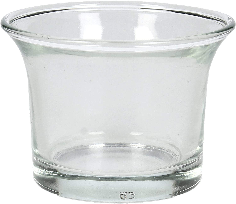 Vetro Cristallo 7.70 x 7.70 x 8.50 cm Villeroy /& Boch Colour Delight Portacandelina Piccolo