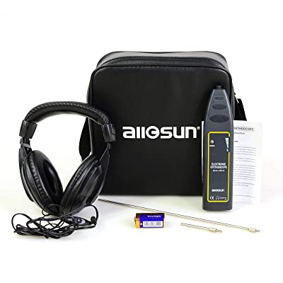 ALLOSUN EM410 Auto Electrical Stethoscope Tester: Automotive [5Bkhe2002477]