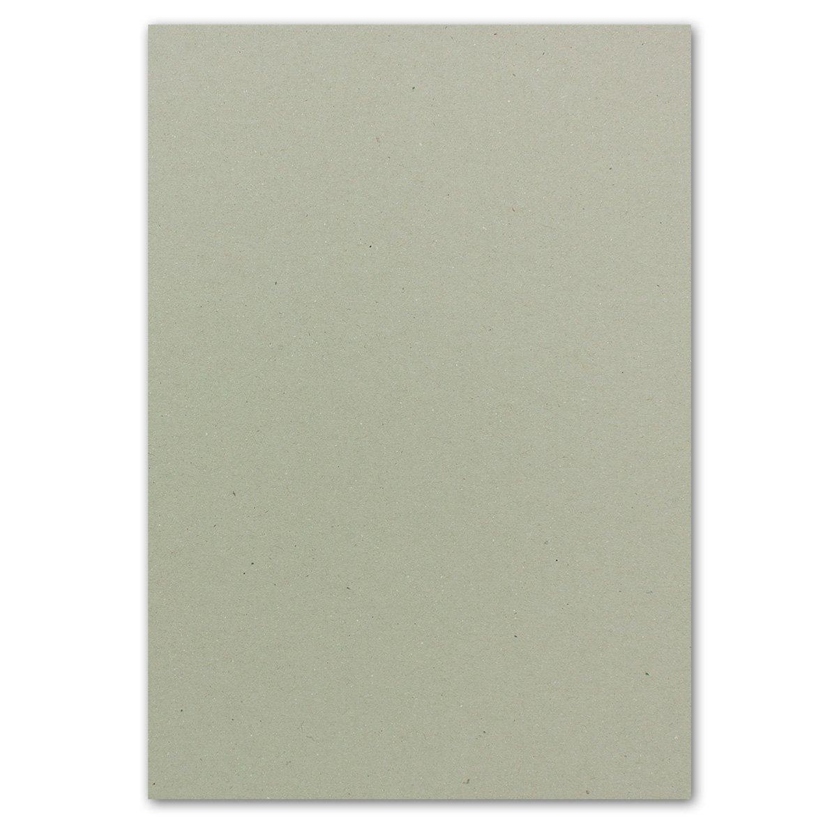 100 Stück Buchbinderpappe DIN A4     Stärke 2,0 mm   Grammatur  1230 g m²   Format  29,7 x 21,0 cm   Farbe  Grau-Braun   100 Stück B078GNR9Q8 | Online Store  a700d6