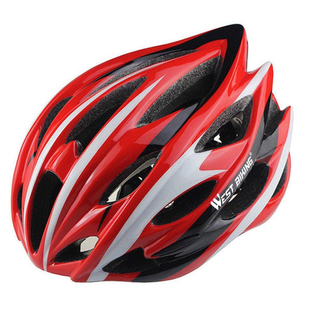 West ciclismo casco de bicicleta ultraligera para Ciclismo ...
