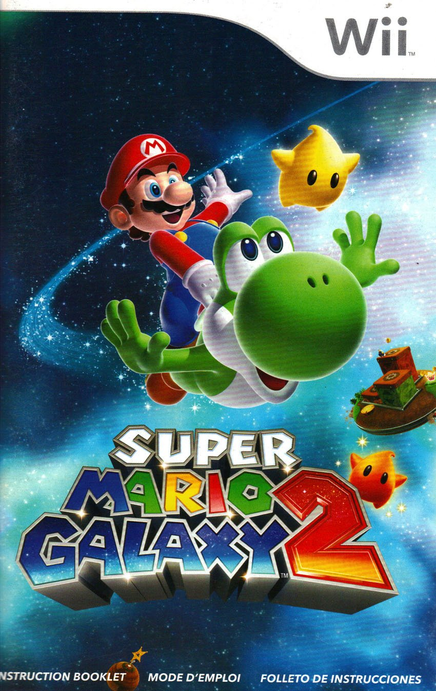 Super mario galaxy 2 game of the year 2010 artificial girl 2 pc game free download