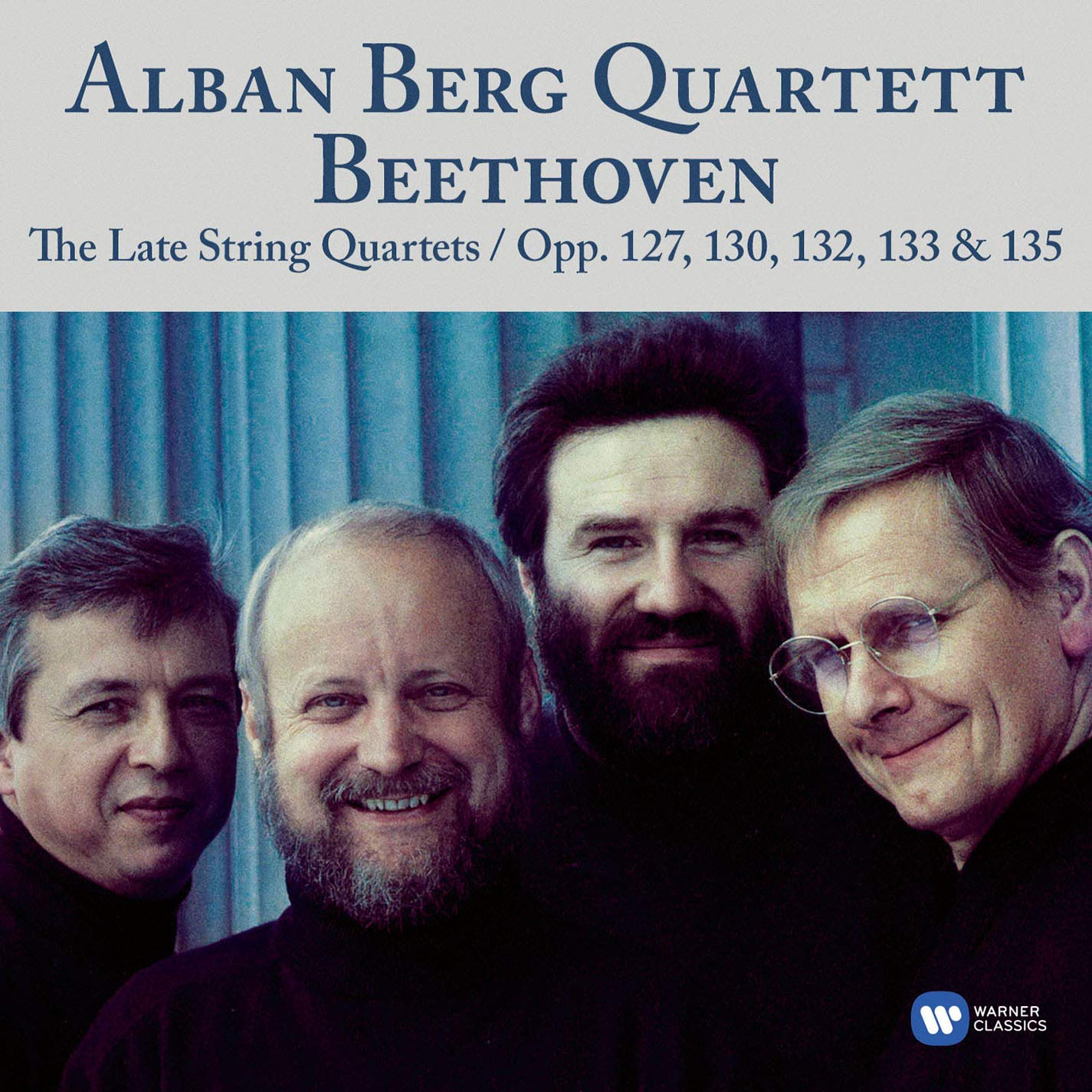 Beethoven: Late String Quartets (Great Recordings of the Century)
