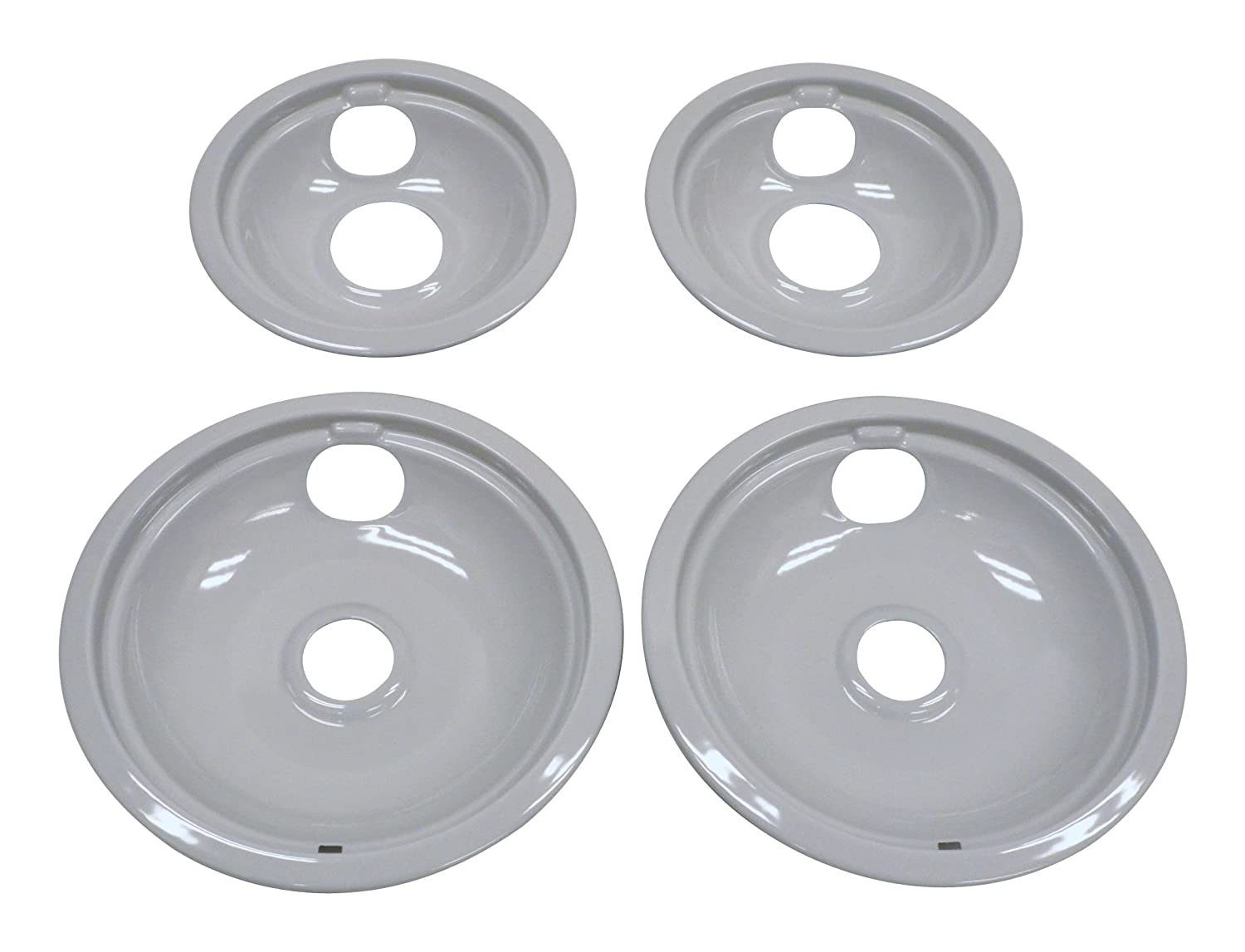 Whirlpool W10291024 Drip Pan Kit, Grey