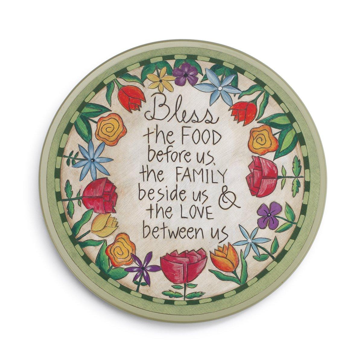 DEMDACO Table Prayer Lazy Susan 1004040012
