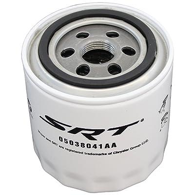 Genuine Mopar 5038041AA Oil Filter: Automotive