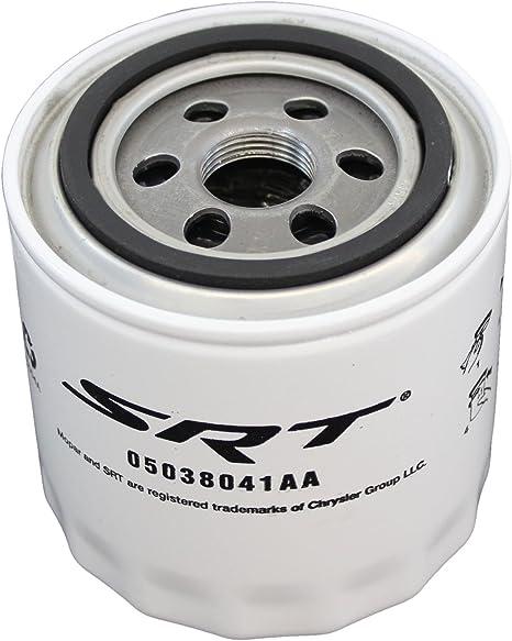 Amazon.com: Mopar 5038041AA filtro de aceite original ...