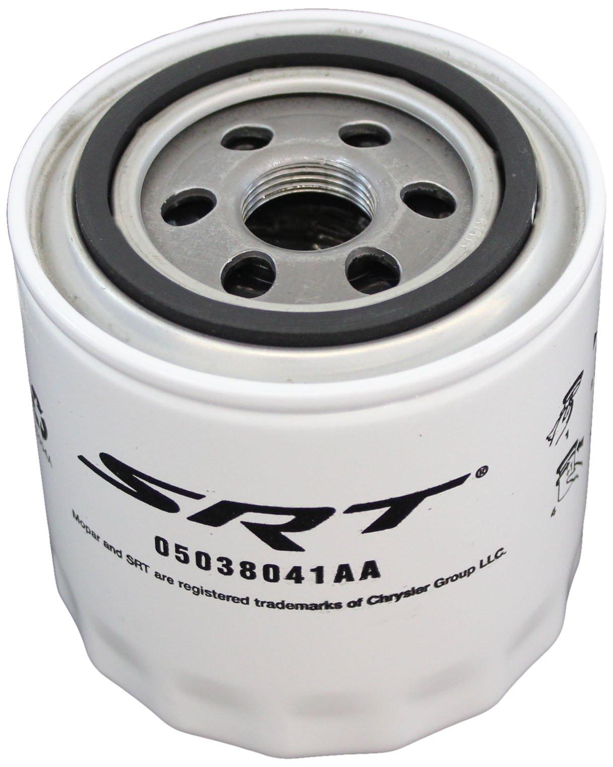 Genuine Mopar 5038041AA Oil Filter